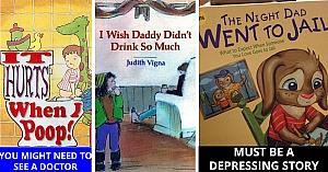 10 Kids Book Titles That Will Make You Do A Double Take