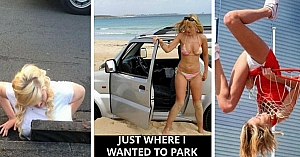 10 Blondes Who Got Themselves Into Really Stupid Situations
