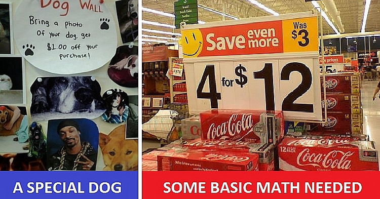 These 10 Retail Deals Will Make You Laugh For Sure